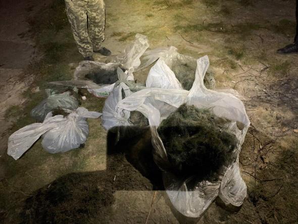 На р.Самара виявлено порушників з 7 кг риби, - Дніпропетровський рибоохоронний патруль